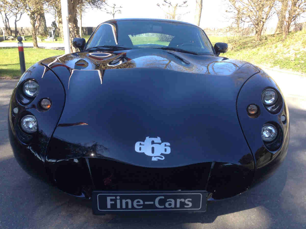 TVR Typhon Tuscan Coupe S2 MK3 4,3LTR LHD 1-Hand